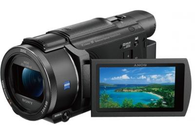 Sony Black 4K HD Handycam Camcorder - FDRAX53/B