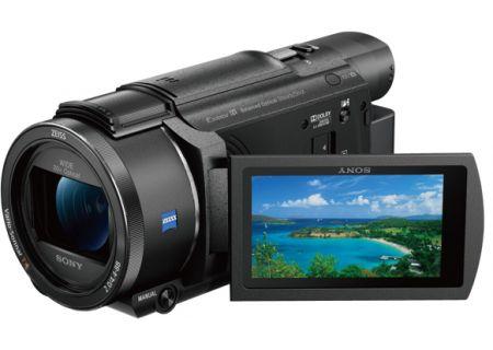 Sony - FDRAX53/B - Camcorders & Action Cameras