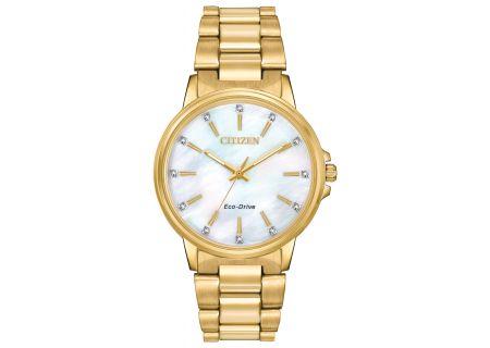 Citizen - FE7032-51D - Womens Watches