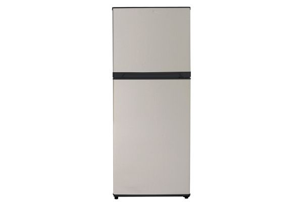 Large image of Avanti 10 Cu. Ft. Stainless Steel Frost Free Refrigerator - FF10B3S