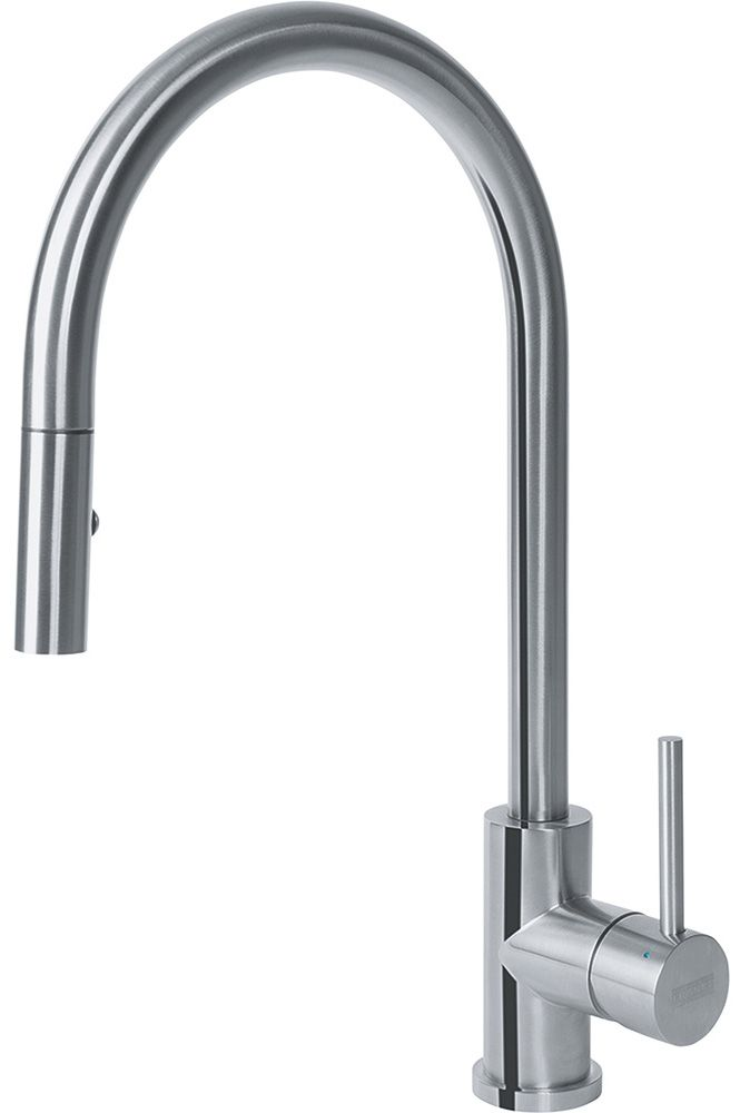 Franke Eos Stainless Steel Kitchen Faucet