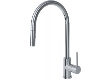 Franke Eos Stainless Steel Kitchen Faucet - FF3350