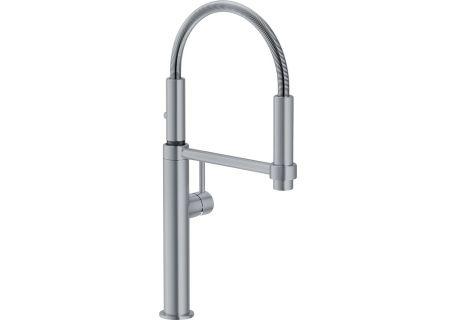 Franke Pescara Satin Nickel Pull-Down Faucet  - FF4480