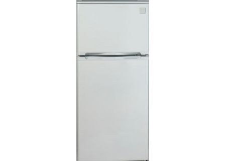 Avanti 4.3 Cu Ft Top Freezer White Refrigerator - FF45006W