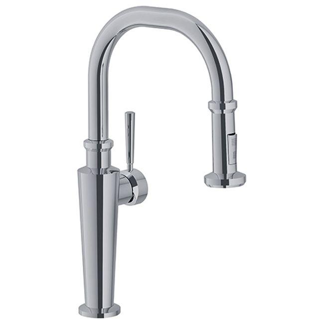 Franke Absinthe Polished Nickel Kitchen Faucet