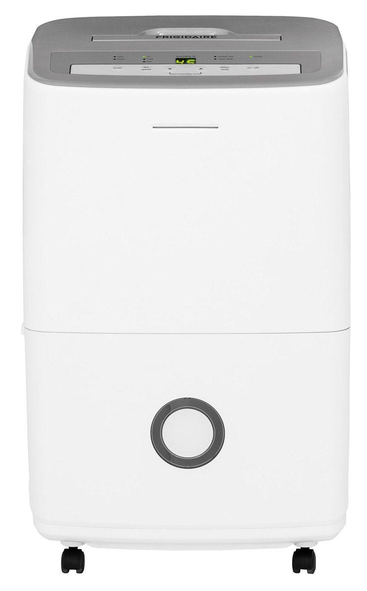 Frigidaire 50 Pint Capacity White Dehumidifier