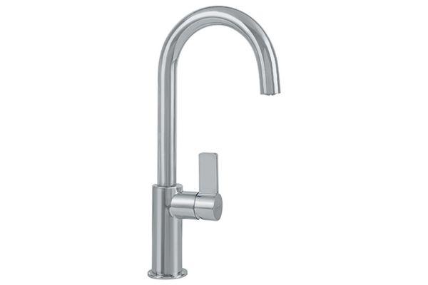Franke Ambient Satin Nickel Kitchen Faucet - FFB3180