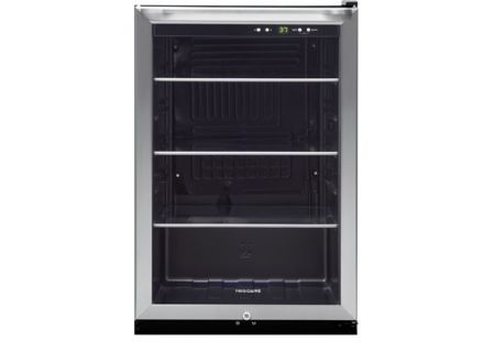 Frigidaire 4.6 Cu. Ft. Stainless Steel Beverage Center - FFBC4622QS