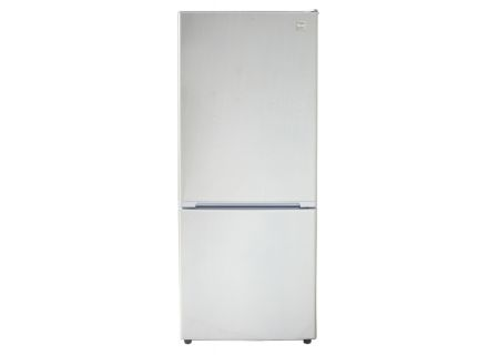 Avanti - FFBM102D0W - Bottom Freezer Refrigerators