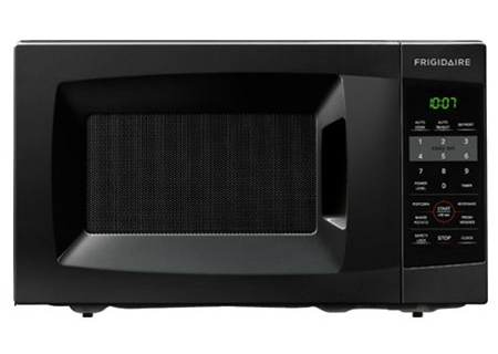 Countertop Microwave Buying Guide : Frigidaire Black Countertop Microwave Oven - FFCM0724LB