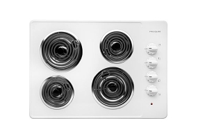 Frigidaire - FFEC3005LW - Electric Cooktops