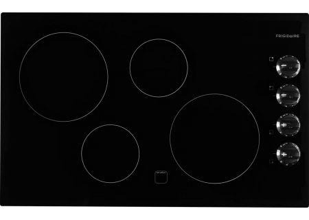 """Frigidaire 32"""" Black Electric Cooktop - FFEC3225MB"""