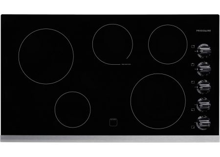 "Frigidaire 36"" Stainless Steel Electric Cooktop - FFEC3624PS"