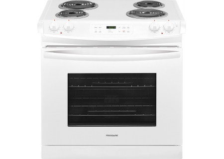 Frigidaire - FFED3016TW - Drop-In Ranges