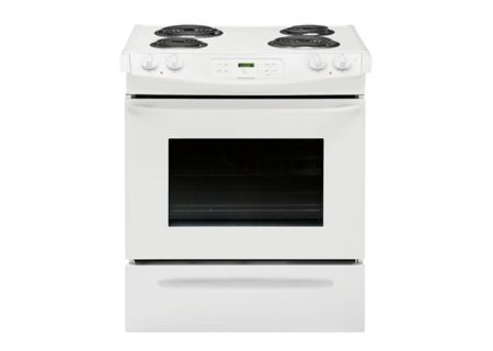 Frigidaire - FFES3015PW - Slide-In Electric Ranges