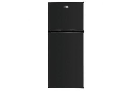 Frigidaire 9.9 Cu. Ft. Black Top Freezer Apartment-Size Refrigerator  - FFET1022QB