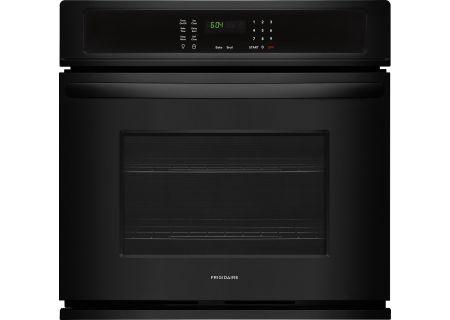 "Frigidaire 30"" Black Single Wall Oven - FFEW3026TB"