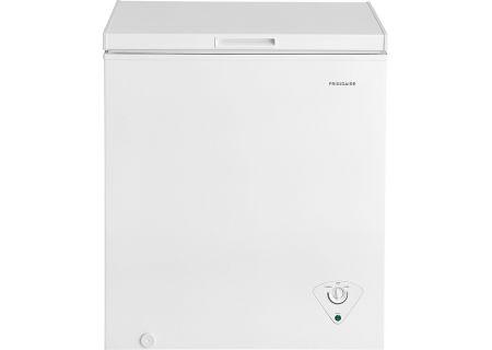Frigidaire 5 Cu. Ft. White Chest Freezer  - FFFC05M1TW