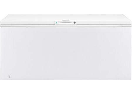 Frigidaire 19.8 Cu. Ft. White Chest Freezer - FFFC20M4TW