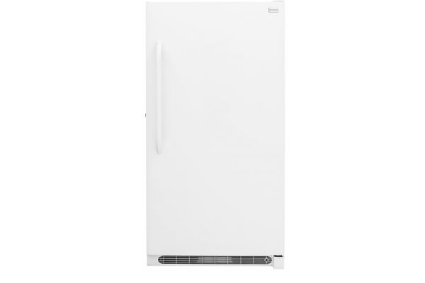 Frigidaire 20 Cu Ft Upright Freezer in White - FFFH20F2QW