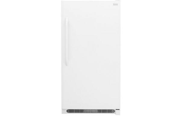 Frigidaire 17.4 Cu. Ft. White Upright Freezer - FFFU17M1QW