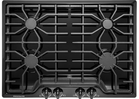 "Frigidaire 30"" Black Gas Cooktop - FFGC3026SB"