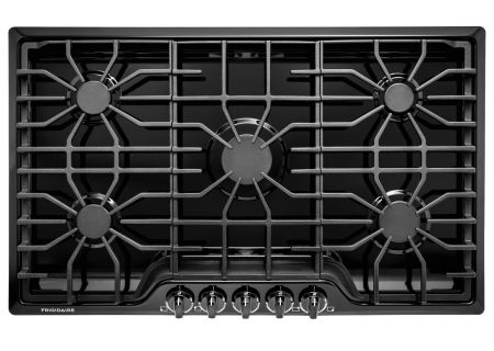 "Frigidaire 36"" Black Gas Cooktop - FFGC3626SB"