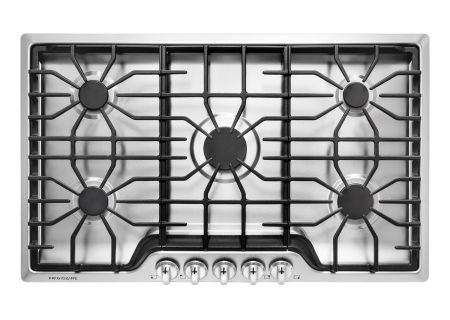 "Frigidaire 36"" Stainless Steel Gas Cooktop - FFGC3626SS"