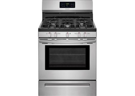 "Frigidaire 30"" Stainless Steel Freestanding Gas Range - FFGF3056TS"