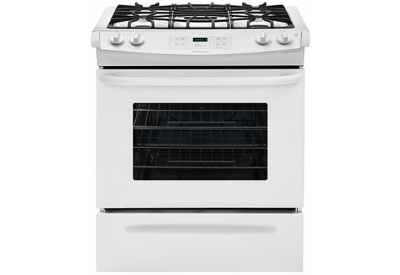 Frigidaire - FFGS3025PW - Slide-In Gas Ranges