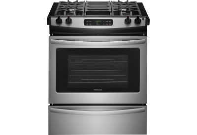 Frigidaire - FFGS3026TS - Slide-In Gas Ranges