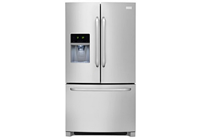Frigidaire Stainless French Door Refrigerator Ffhb2740ps
