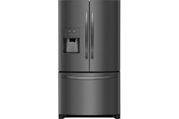 Frigidaire Black Stainless Steel French Door Refrigerator - FFHB2750TD