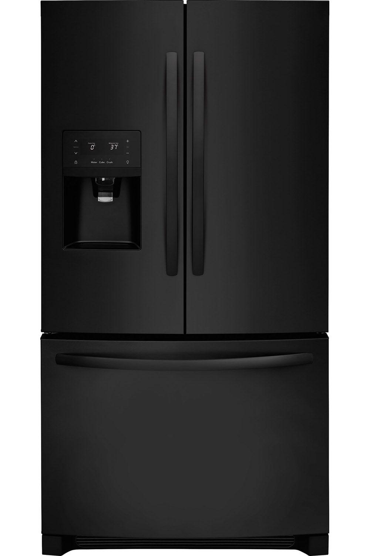 Frigidaire Black French Door Refrigerator FFHB2750TE