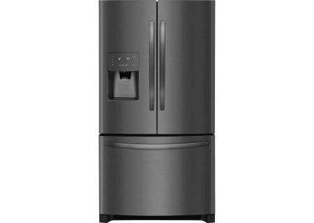 Frigidaire Black Stainless Steel French Door Counter Depth Refrigerator - FFHD2250TD