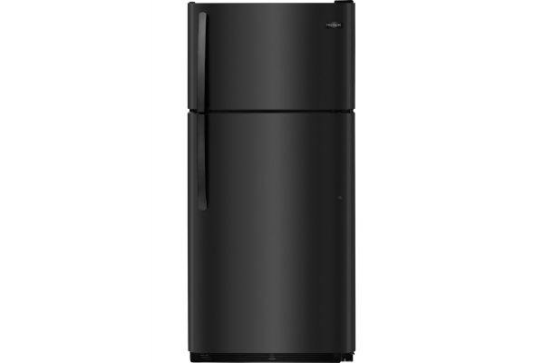 Frigidaire Black Top Freezer Refrigerator - FFHI1832TE
