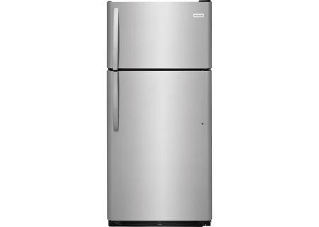 Frigidaire Stainless Steel Top Freezer Refrigerator - FFHI1832TS