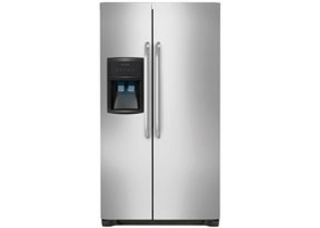 Frigidaire - FFHS2622MS - Side-by-Side Refrigerators