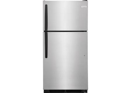 Frigidaire Stainless Steel Top Freezer Refrigerator - FFHT1514TS