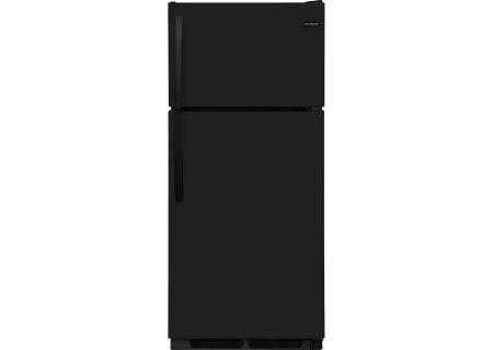 Frigidaire Black Top Freezer Refrigerator - FFHT1621TB