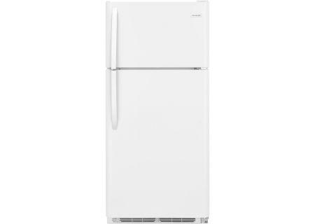 Frigidaire White Top Freezer Refrigerator - FFHT1832TP