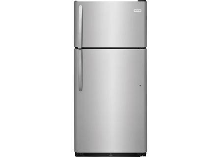 Frigidaire Stainless Steel Top Freezer Refrigerator - FFHT1832TS