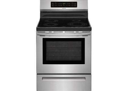 "Frigidaire 30"" Stainless Steel Induction Range - FFIF3054TS"