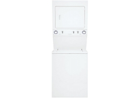Frigidaire - FFLE1011MW - Stackable Washer Dryer Units