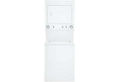 Frigidaire - FFLE1011MW - Stacked Washer Dryer Units