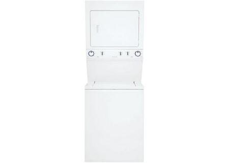 Frigidaire - FFLE1011MW - Stacked Washer Dryer Units