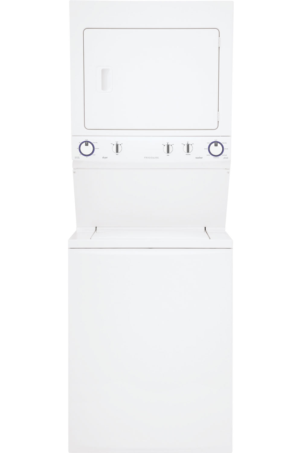 Frigidaire White Washer And Gas Dryer Combo Fflg3911qw