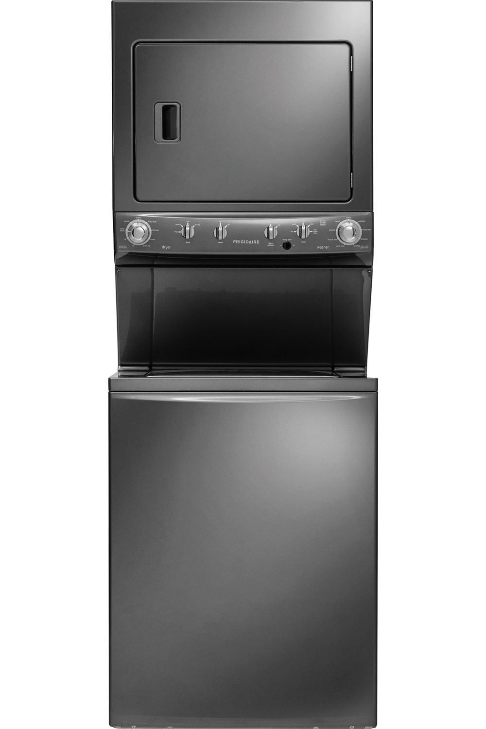 Washer And Dryer ~ Frigidaire electric washer and dryer combo ffle qt