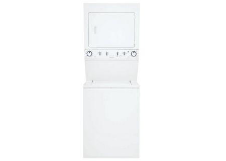 Frigidaire - FFLG2022MW  - Stacked Washer Dryer Units