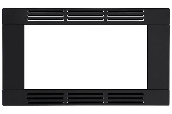 """Large image of Frigidaire Black 27"""" Built-In Microwave Trim Kit - FFMOTK27LB"""